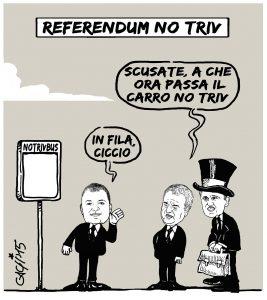 """La Basilicata diventa """"no triv"""""""