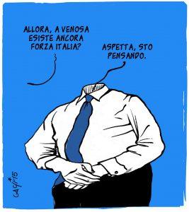 A Venosa Forza Italia c'è?
