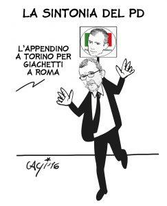 La sintonia del Pd di Renzi