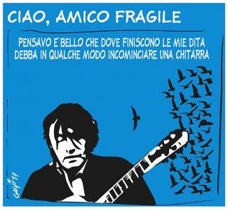 Caro, amico fragile