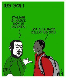 Italiani si nasce
