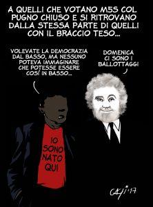 L'asse Grillo-Salvini