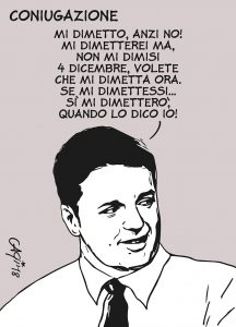 Renzi ultimo esorcismo
