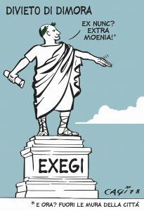 Extra moenia