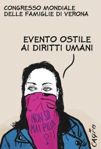 Verona da città dell'amore a città dell'odio