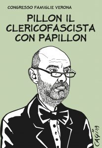 Pillon il clericofascista