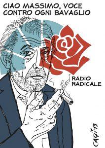 """La """"voce"""" di Radio Radicale"""