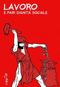 Primo maggio per i diritti e il lavoro
