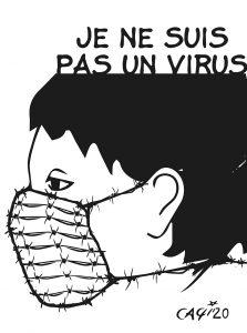 Je ne suis pas un virus
