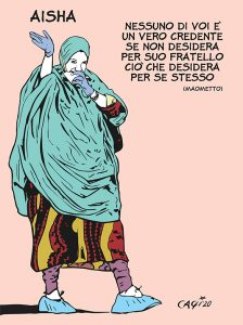 Solidarietà a Silvia Romano