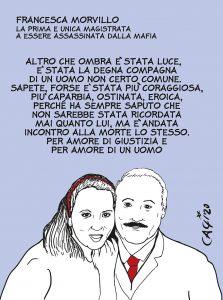 Francesca Morvillo, moglie di Giovanni Falcone